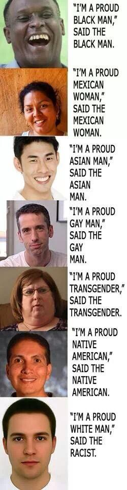 I'm A Proud White Man Said The Racist.jpg