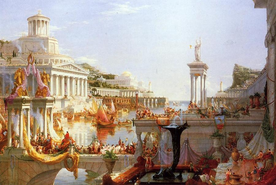 Thomas Cole--The Course of Empire.-03 Consummation.1836.jpg